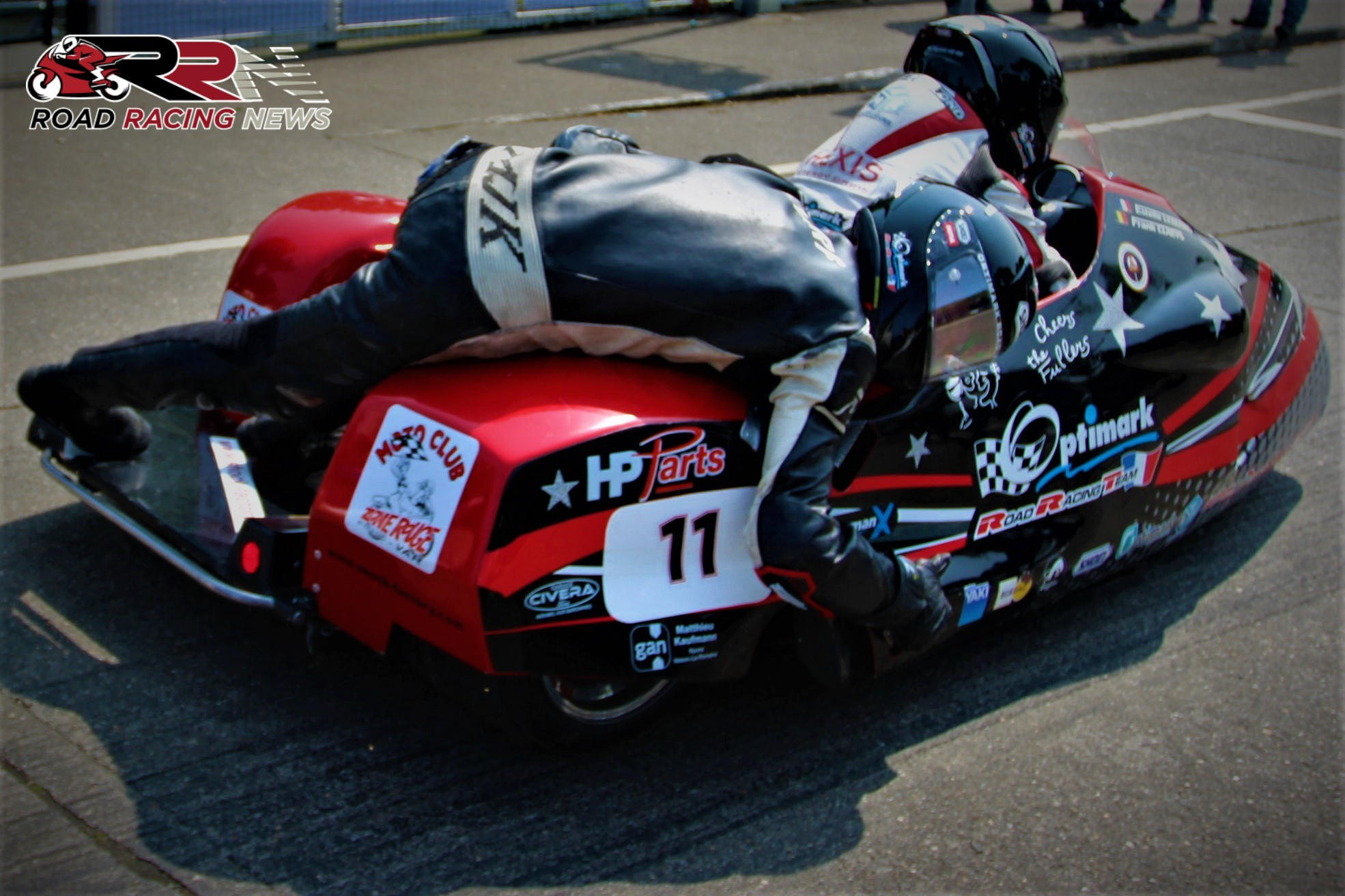Road Racer's Adventures: French Superbike Championship, Magny-Cours