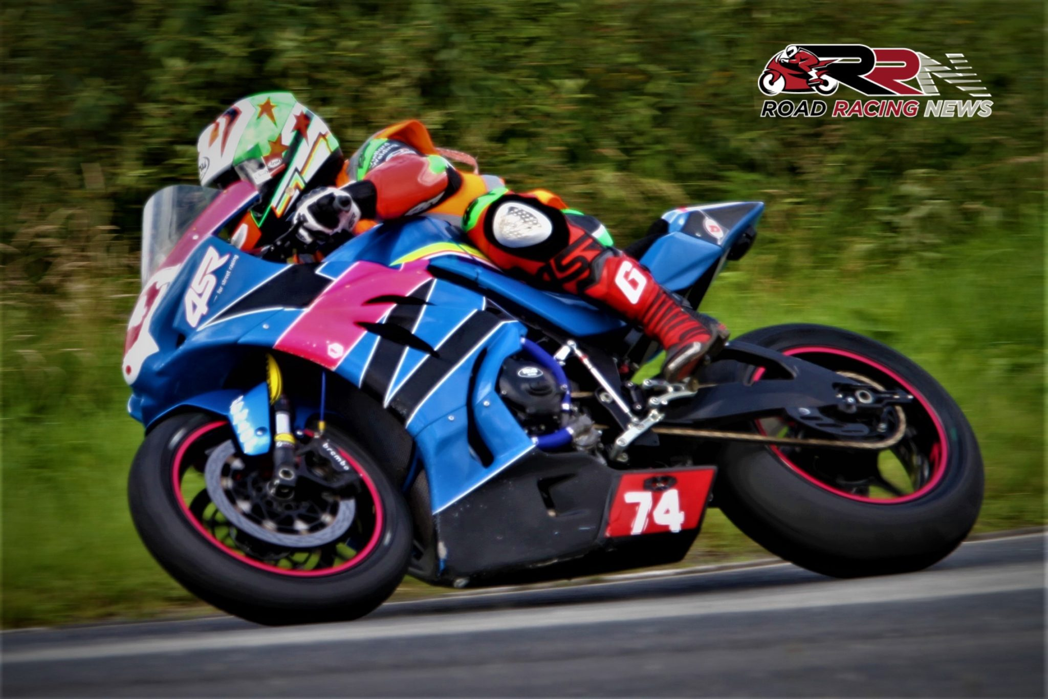 Dymokury Road Races Attract Star Studied Entry List