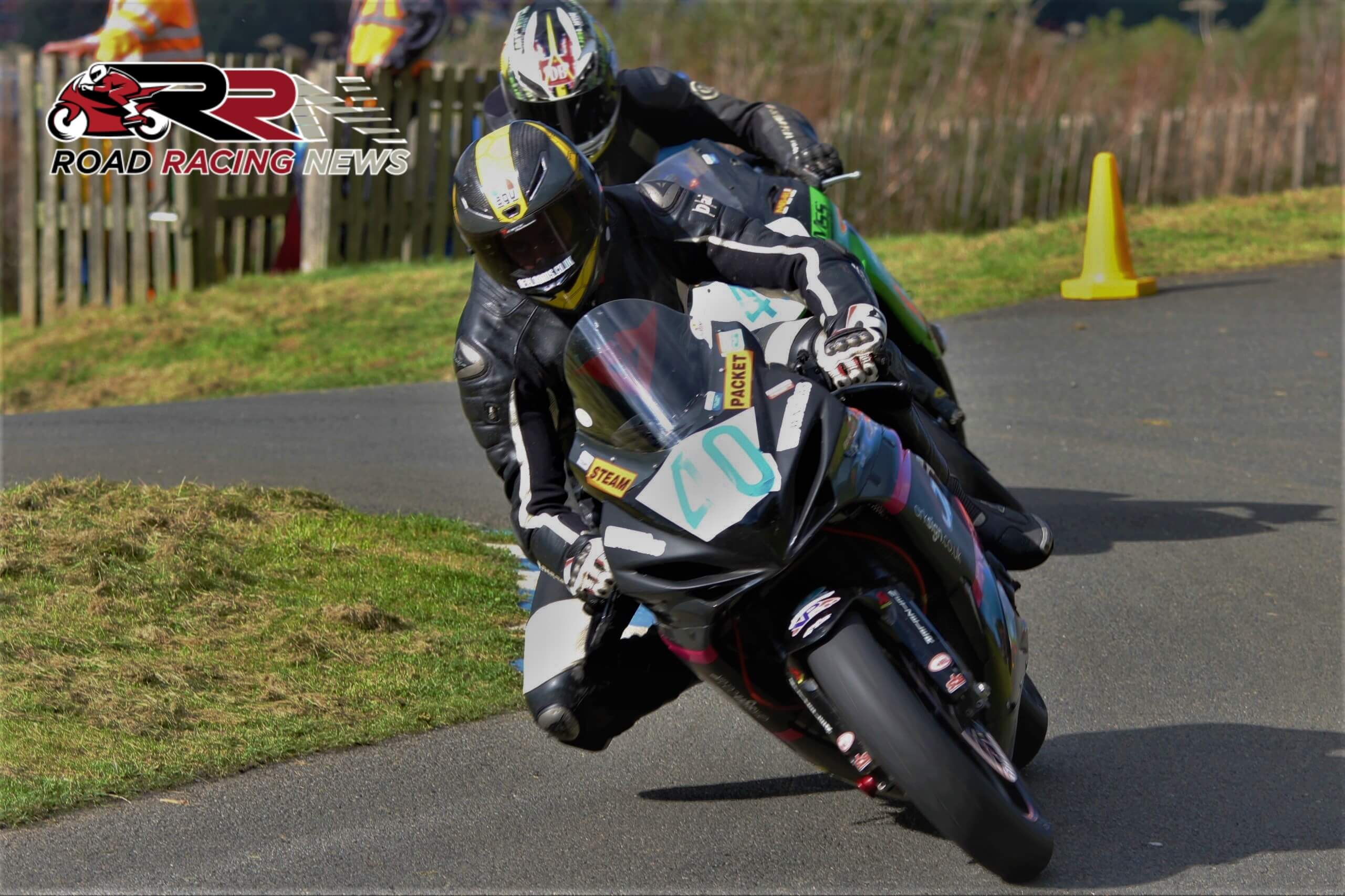 Barry Sheene Classic Latest: Peoples Bike Team's Akroyd Set For Third Scarborough Tenure