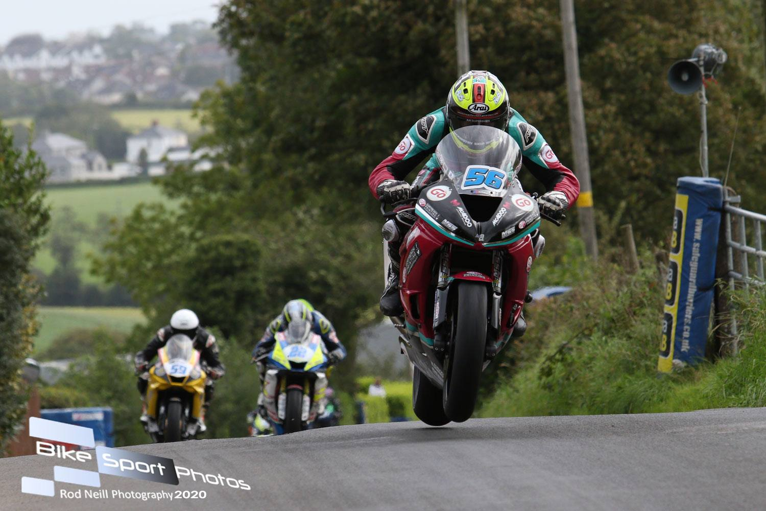 KDM Hire Cookstown 100: McLean Holds Nerve For Feature Supersport Title