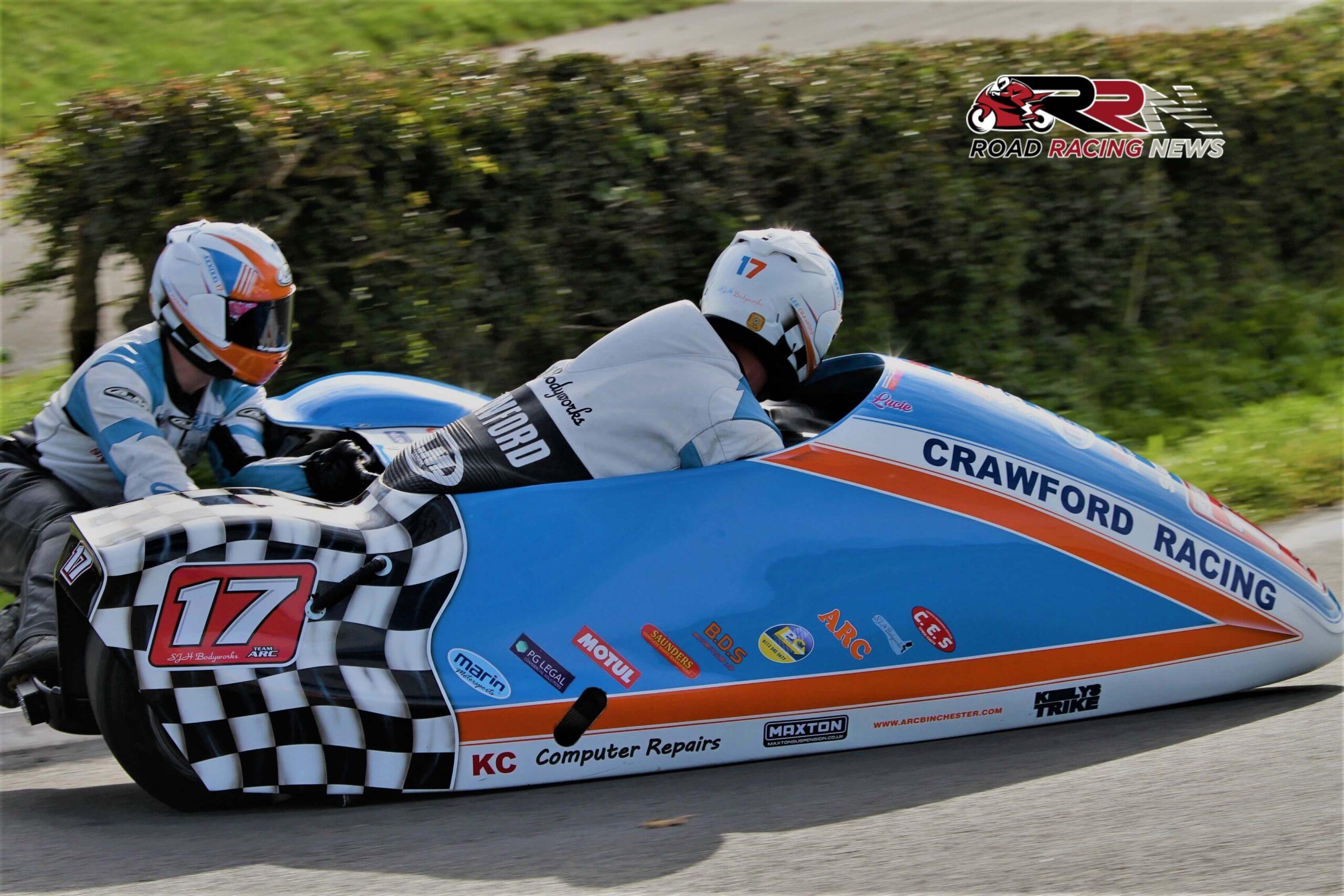 Road Racer's Adventures: British Sidecar Championship, Knockhill