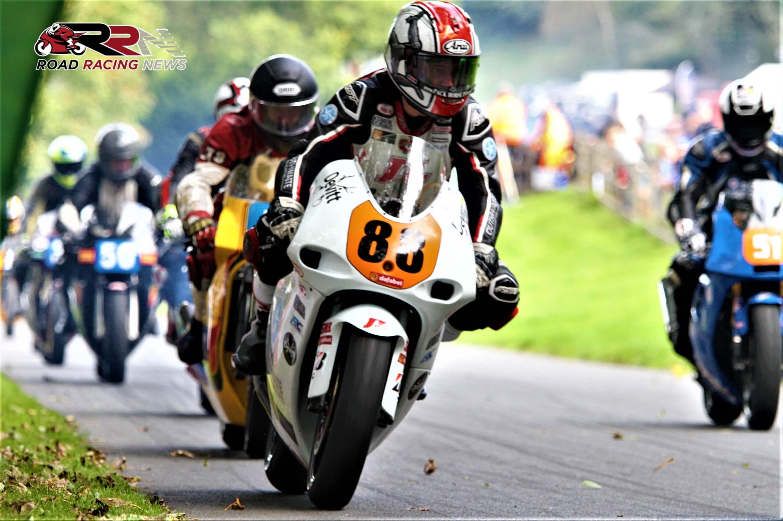 Moore Finishes Runner-Up In National 250cc Championship