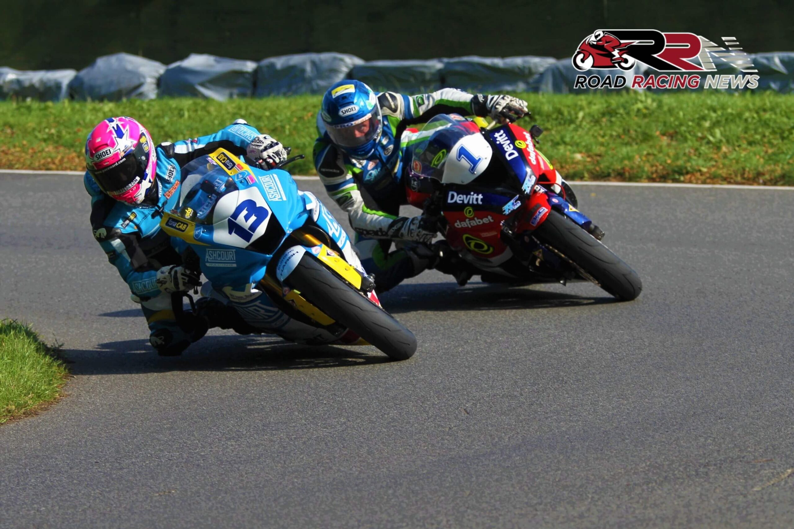 Johnston Retains Gold Cup Crown, Harrison Shatters Supersport Lap Record