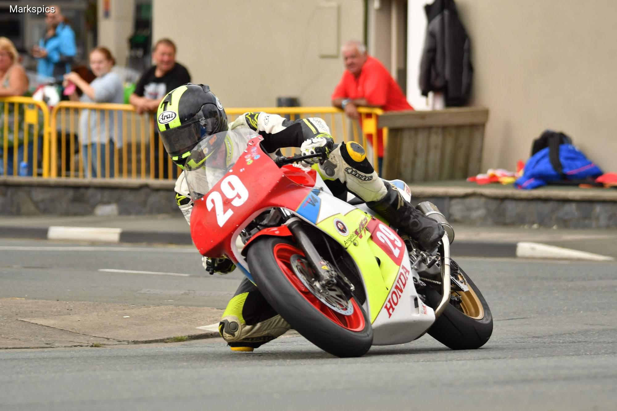Manx GP Top 6: Pete Gibson