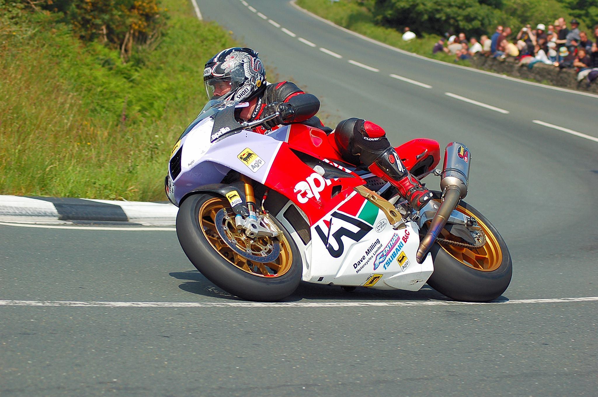 Manx GP Top 6: Dave Milling