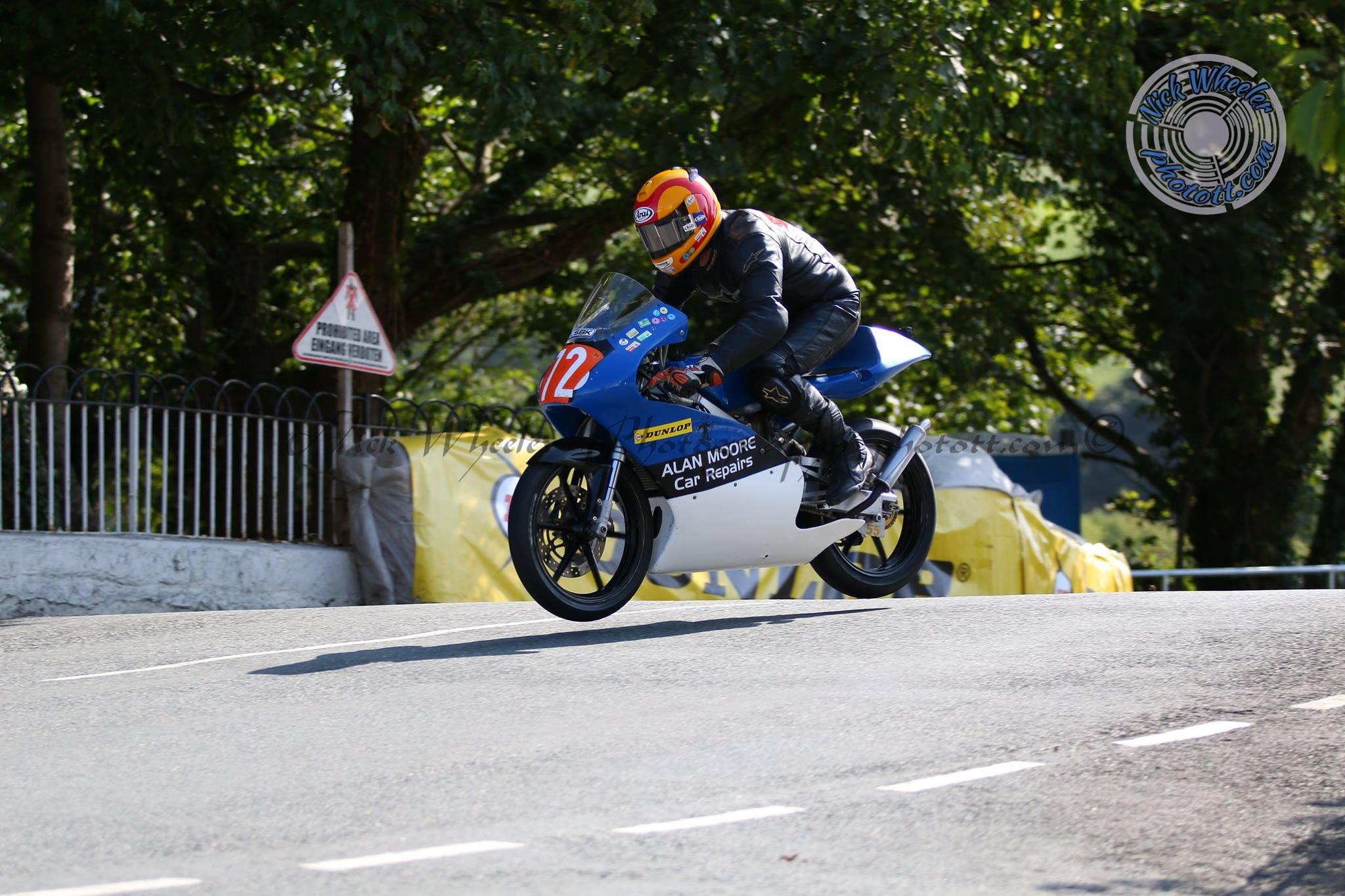 Manx GP Top 6: Nigel Moore