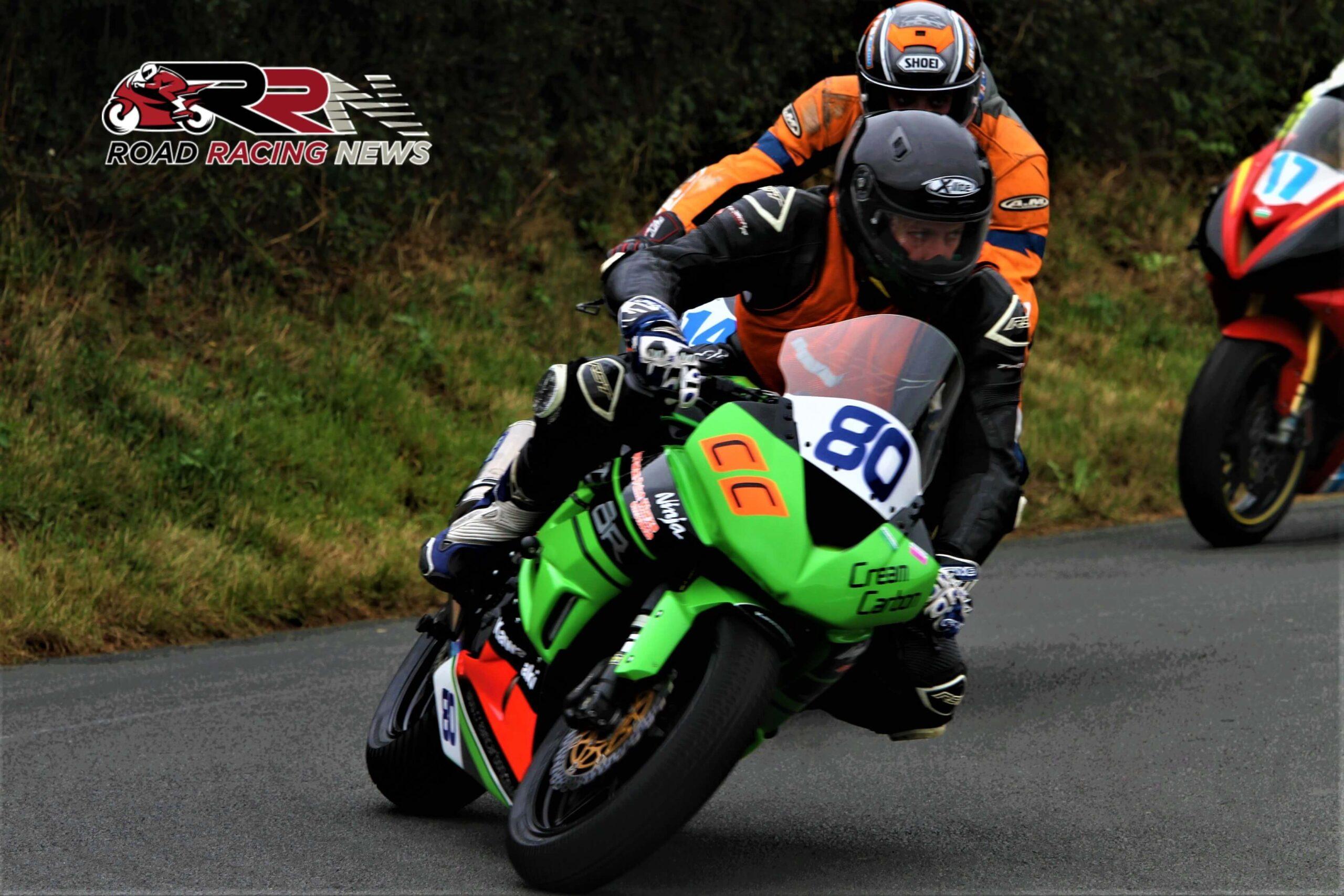 Road Racer's Adventures: Moore, Jackson Star At Darley Moor