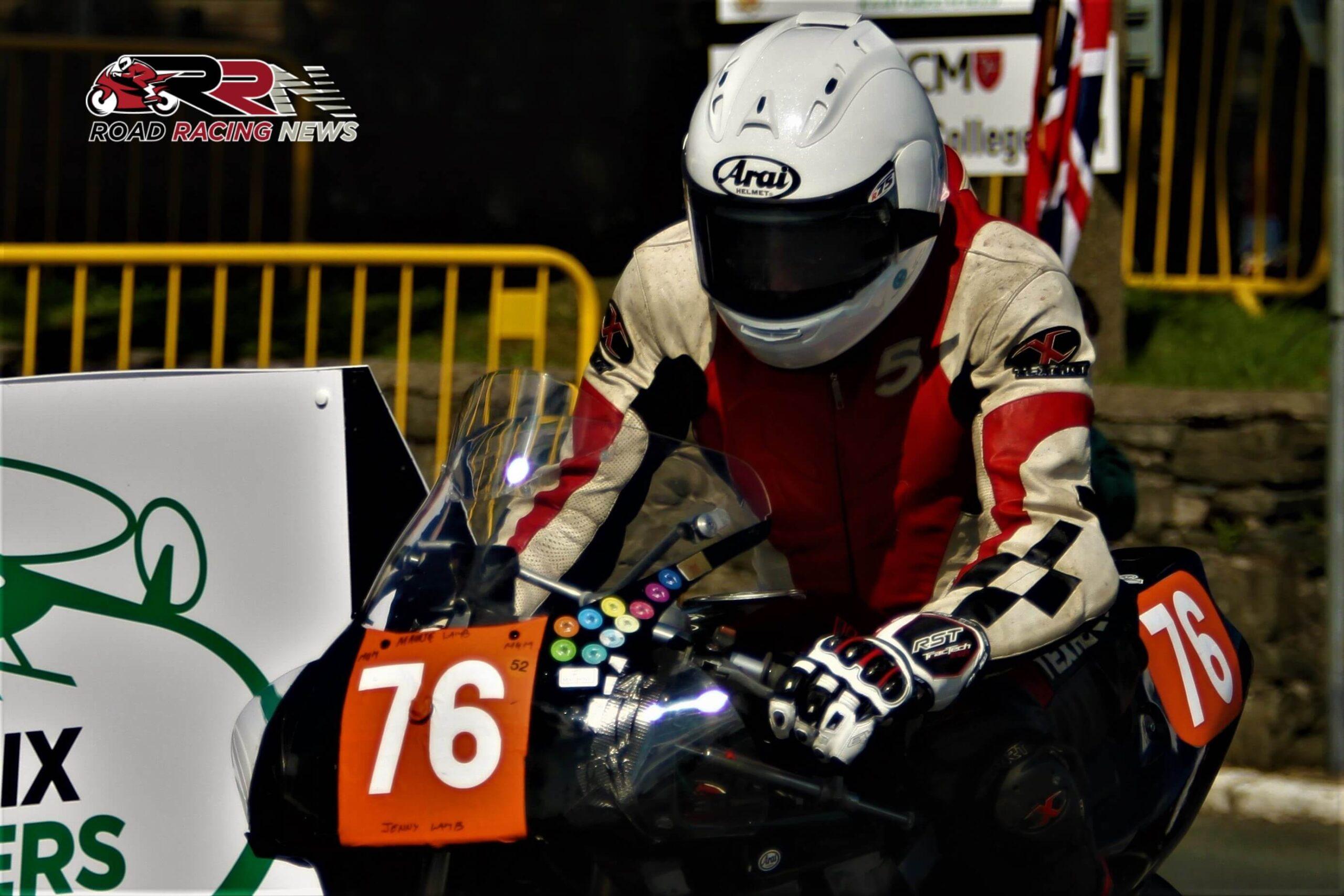Manx GP Top 6: Jason Lamb