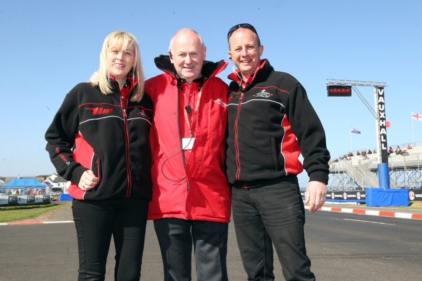 Mervyn Whyte MBE Calls Time On 20 Year Tenure As NW200 Event Director
