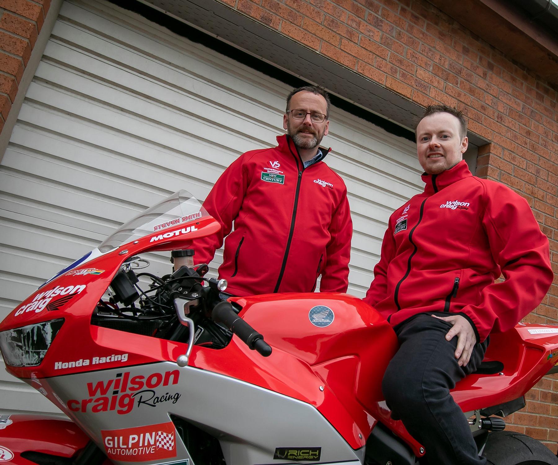Wilson Craig Racing Announce Michelin Tie-Up, Confirm Smith For Next Season
