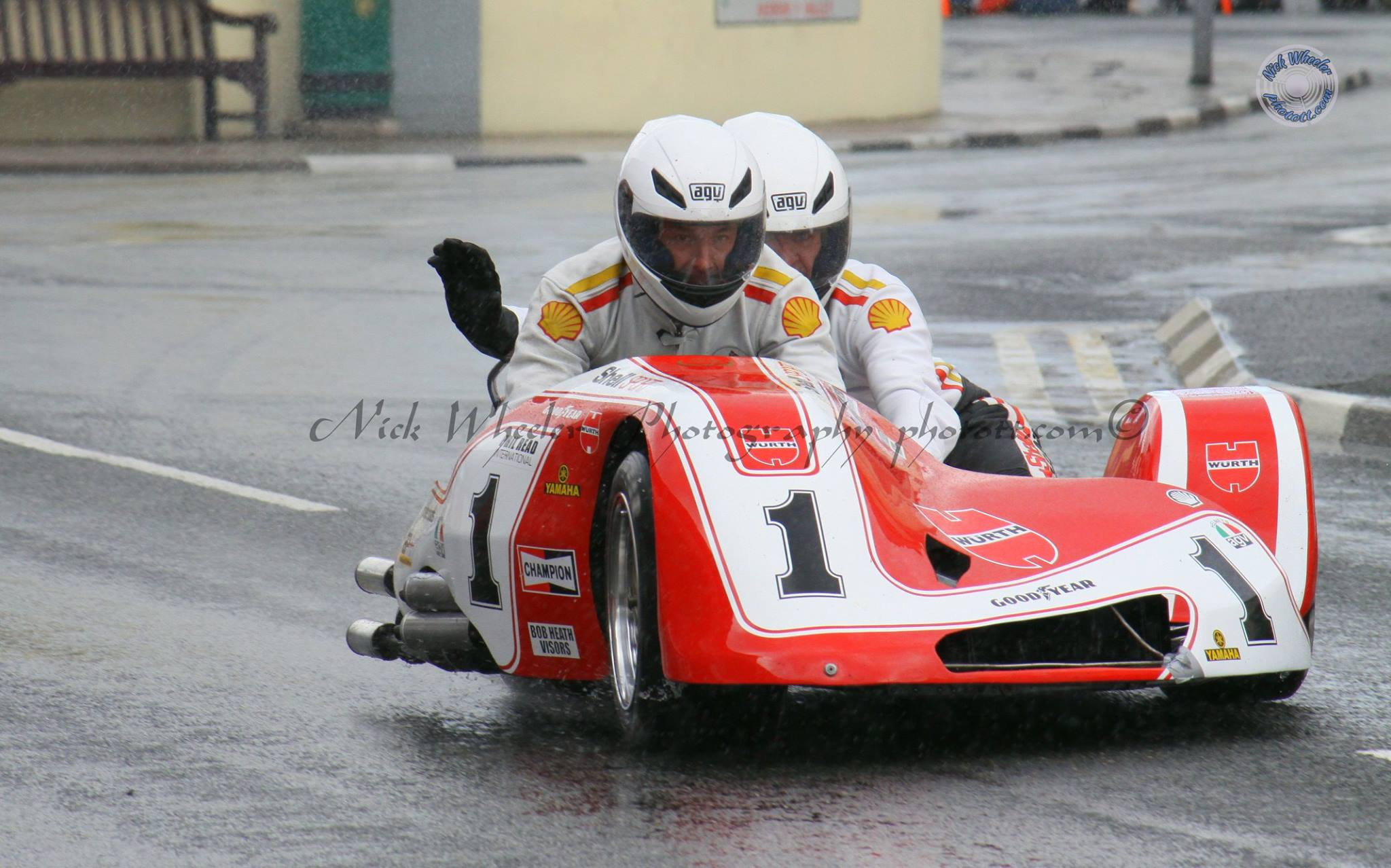 Post Classic Sidecar Race Potential For Pre TT Classic Meet