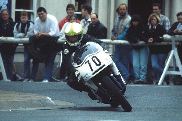 Manx GP Top 6: Alex George