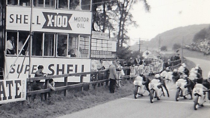 The Story Behind The Picture – 1963 Scarborough Gold Cup