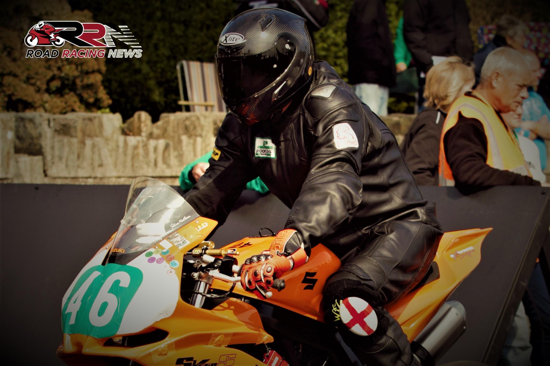 Manx GP Top 6: Stephen Nathan