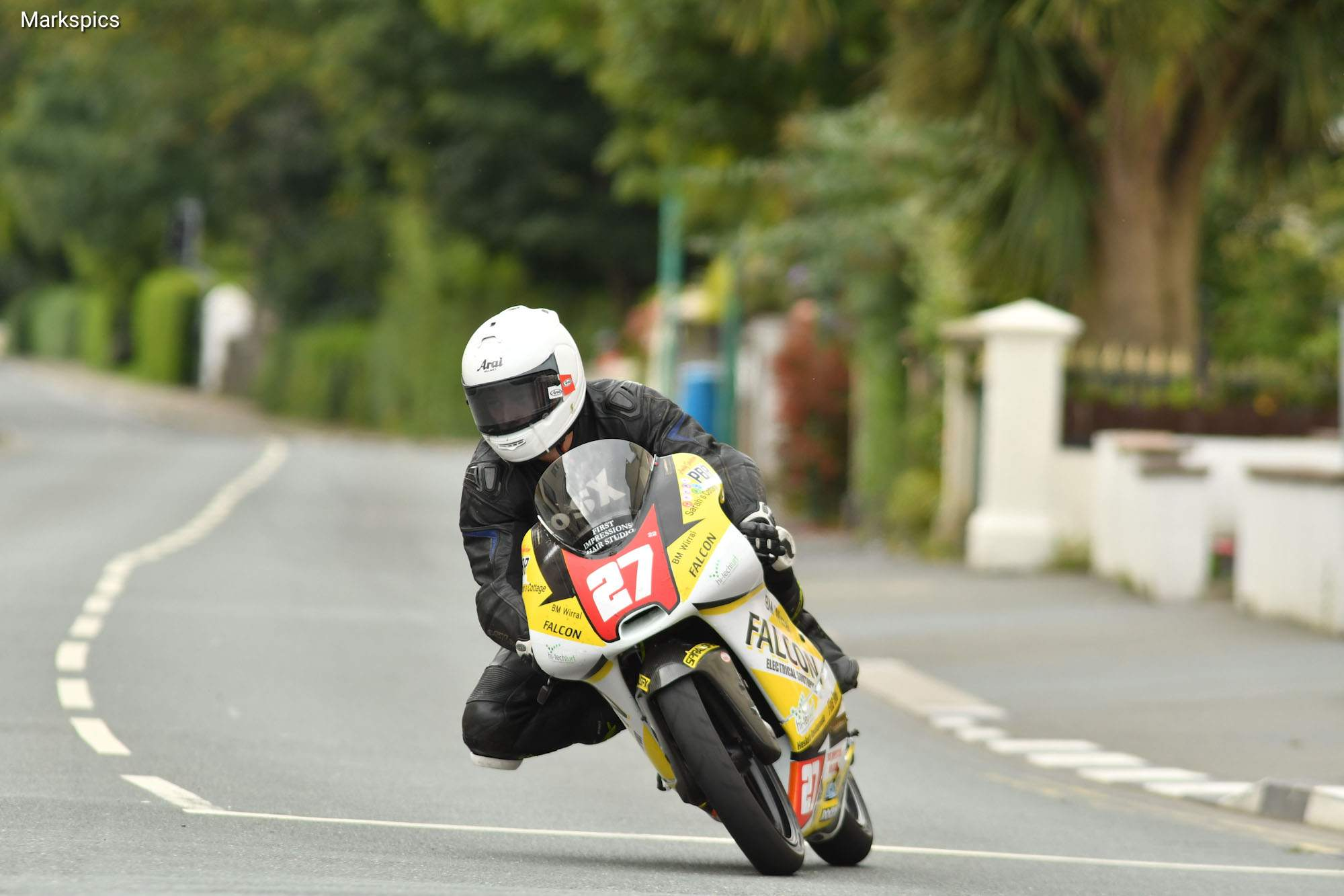Manx GP Winner Jackson Targets Classic TT Presence