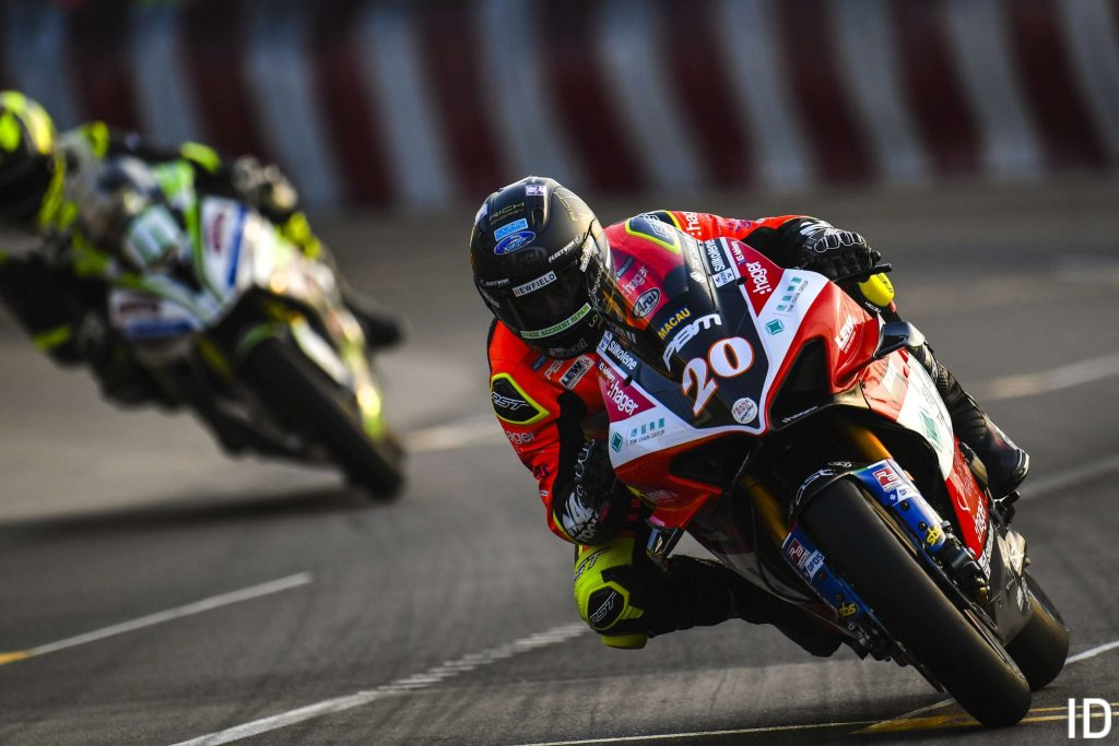 Mitigating Factors Force Off Two Wheel Macau GP Action