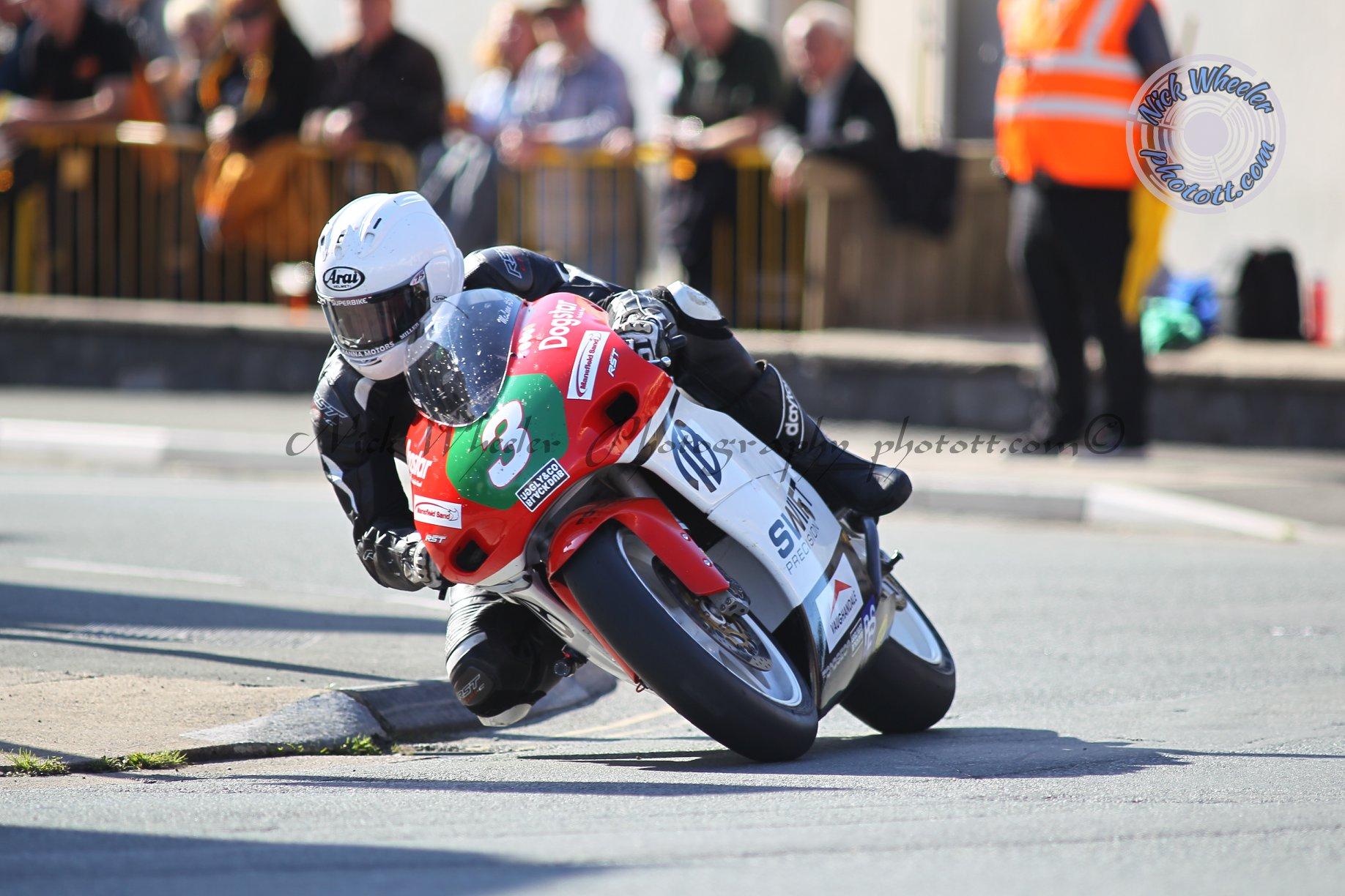 Binch Racing Retain McLean For 2021 Classic TT