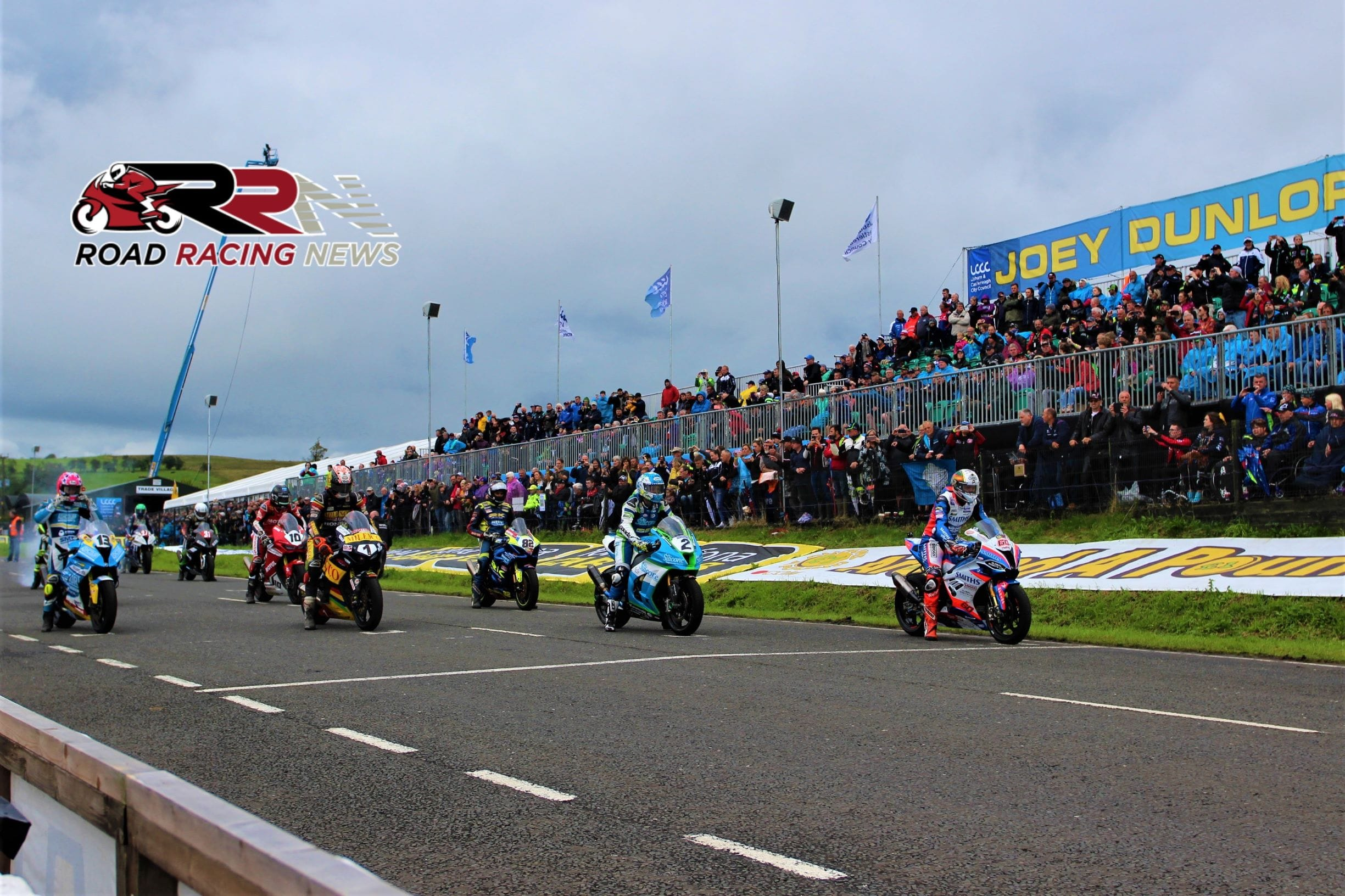 Stats: Quickest Ulster GP Racers Per Nation