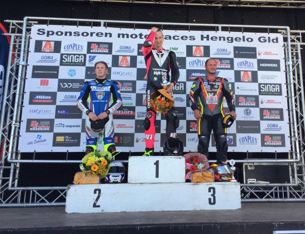 Stats: Quickest IRRC Hengelo Racers Per Nation