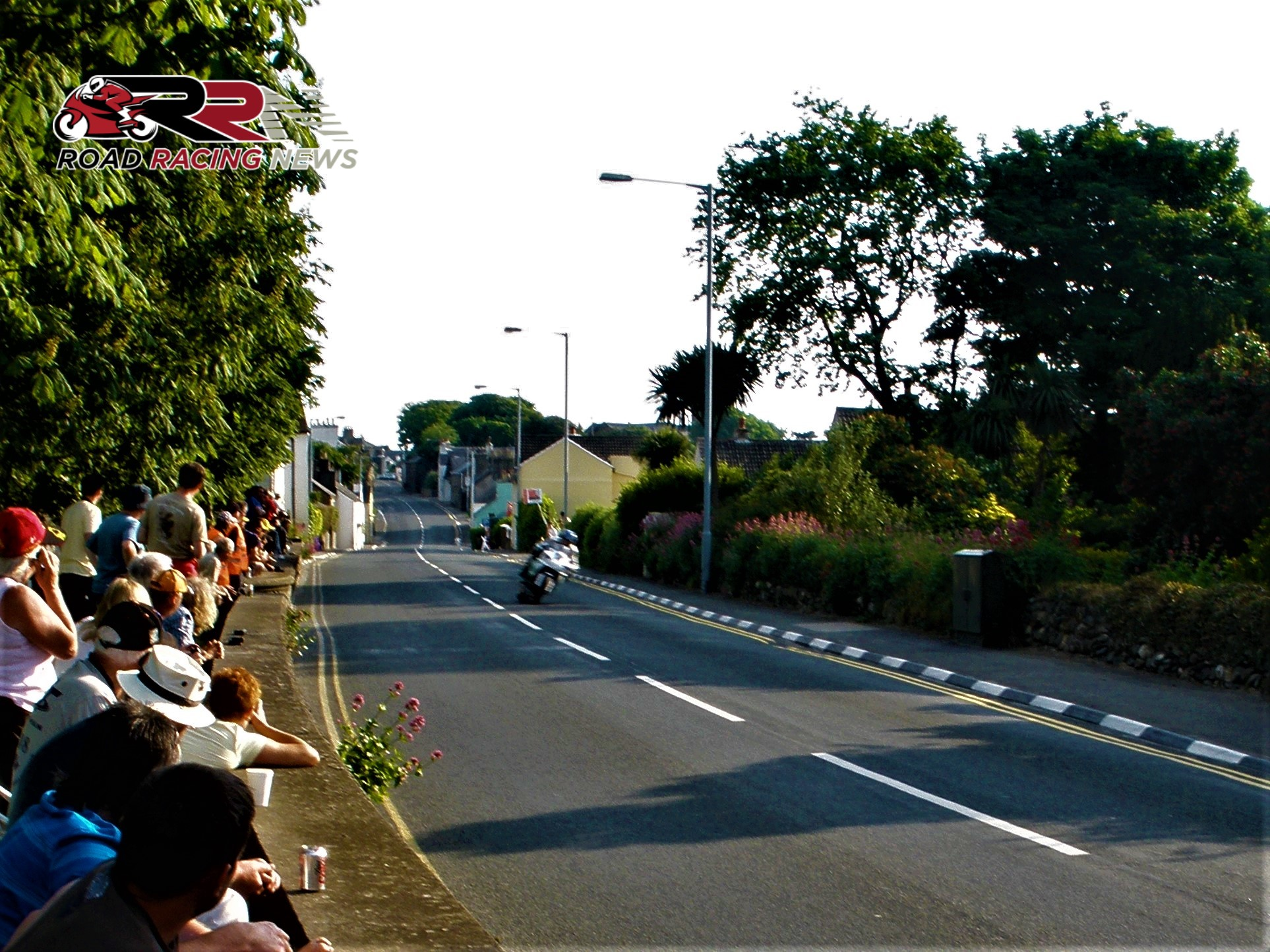 The Story Behind The Picture – Jimmy Moore, TT 2009