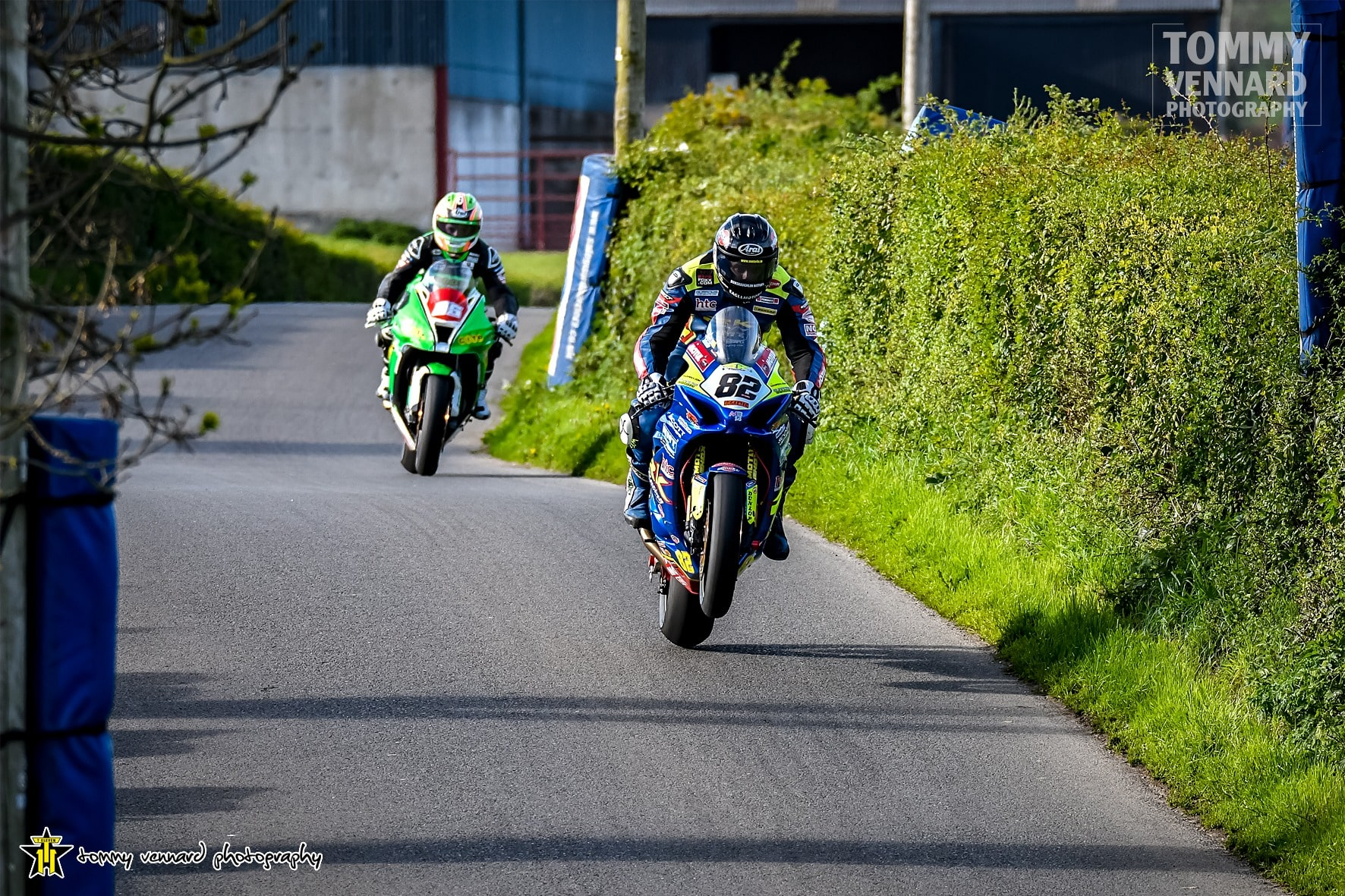 Stats: Fastest Tandragee 100 Racers Per Nation