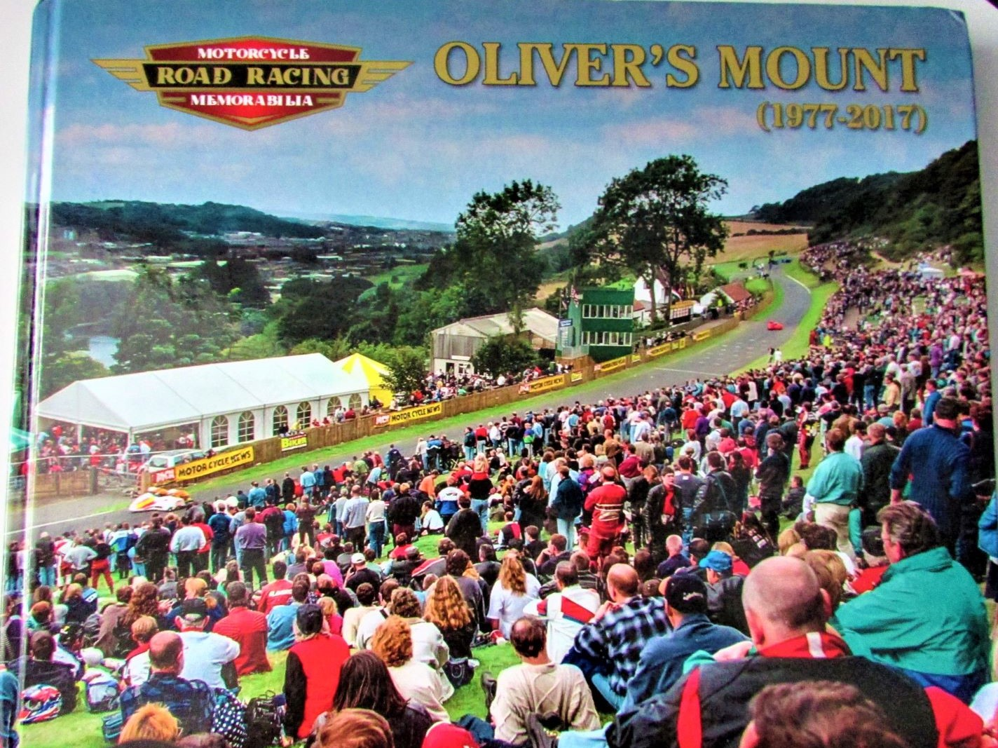 Oliver's Mount 1977-2017 Book Review