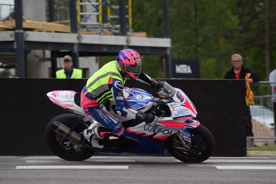 Bavaria Laakkonen Link Up With IRRC Opening Rounds Hosts Imatranajo