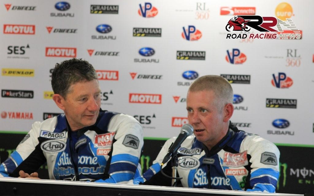 21st Century Sidecar Top Six TT Finishers Listicle
