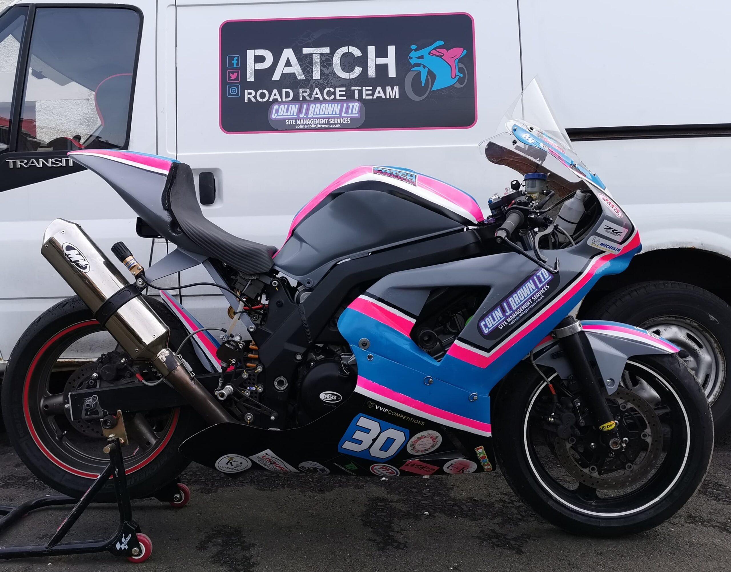 Patch Racing Set Out 2021 Aspirations