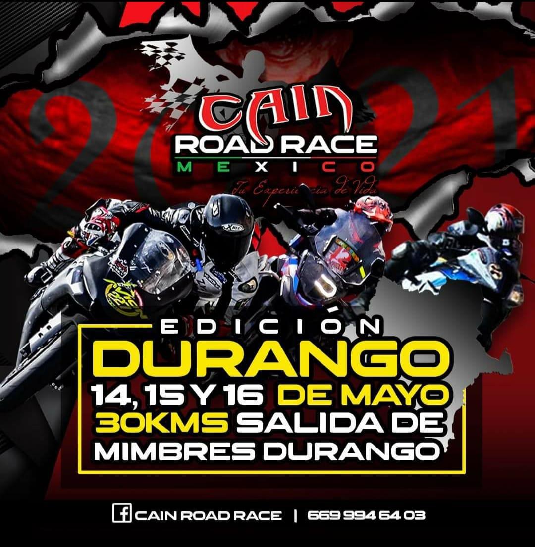 Inaugural Cain Road Race Durango Edition Abandoned
