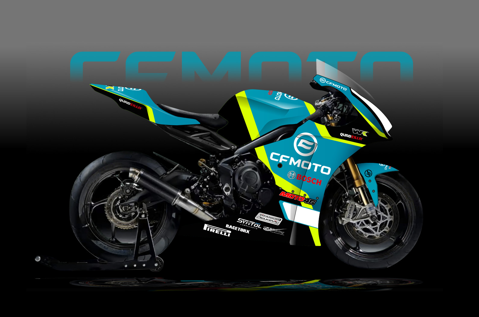 New Challenges On The Horizon For CF Moto