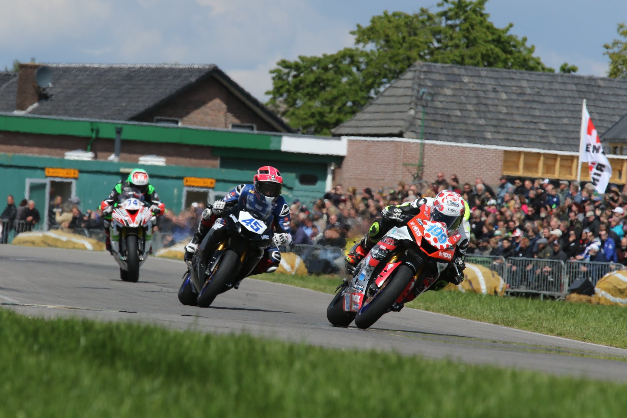 Provisional 2021 IRRC Supersport Entry List Revealed