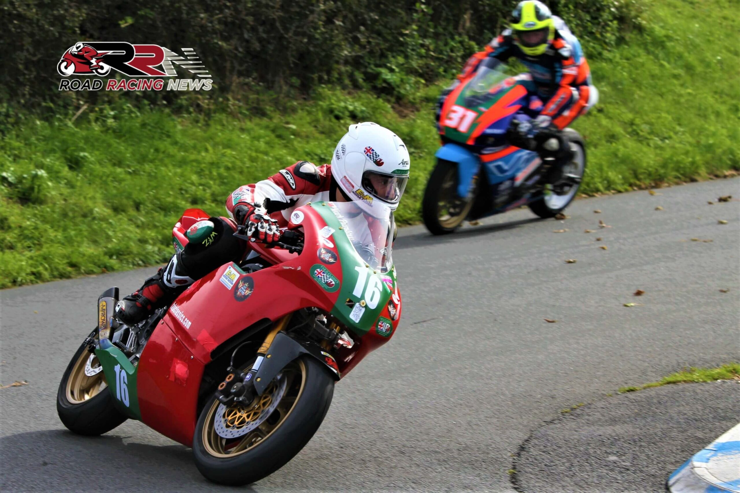 Mark Purslow Talks IRRC Aspirations, Never Be Clever Racing Tie Up