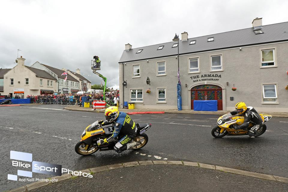 Entry Process Begins For Armoy 'Race of Legends'