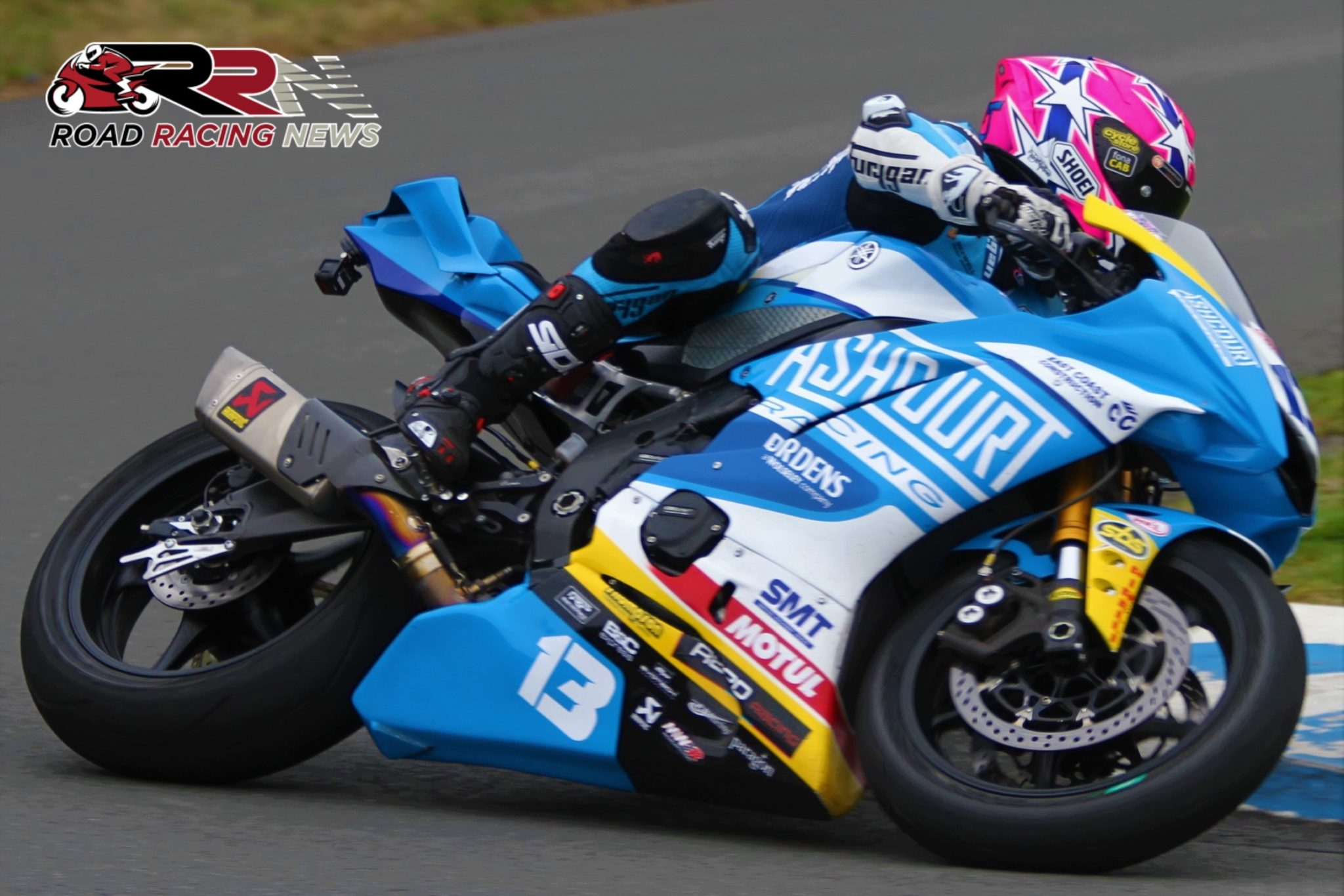 Road Racer's Adventures: BSB Test, Silverstone Day 1