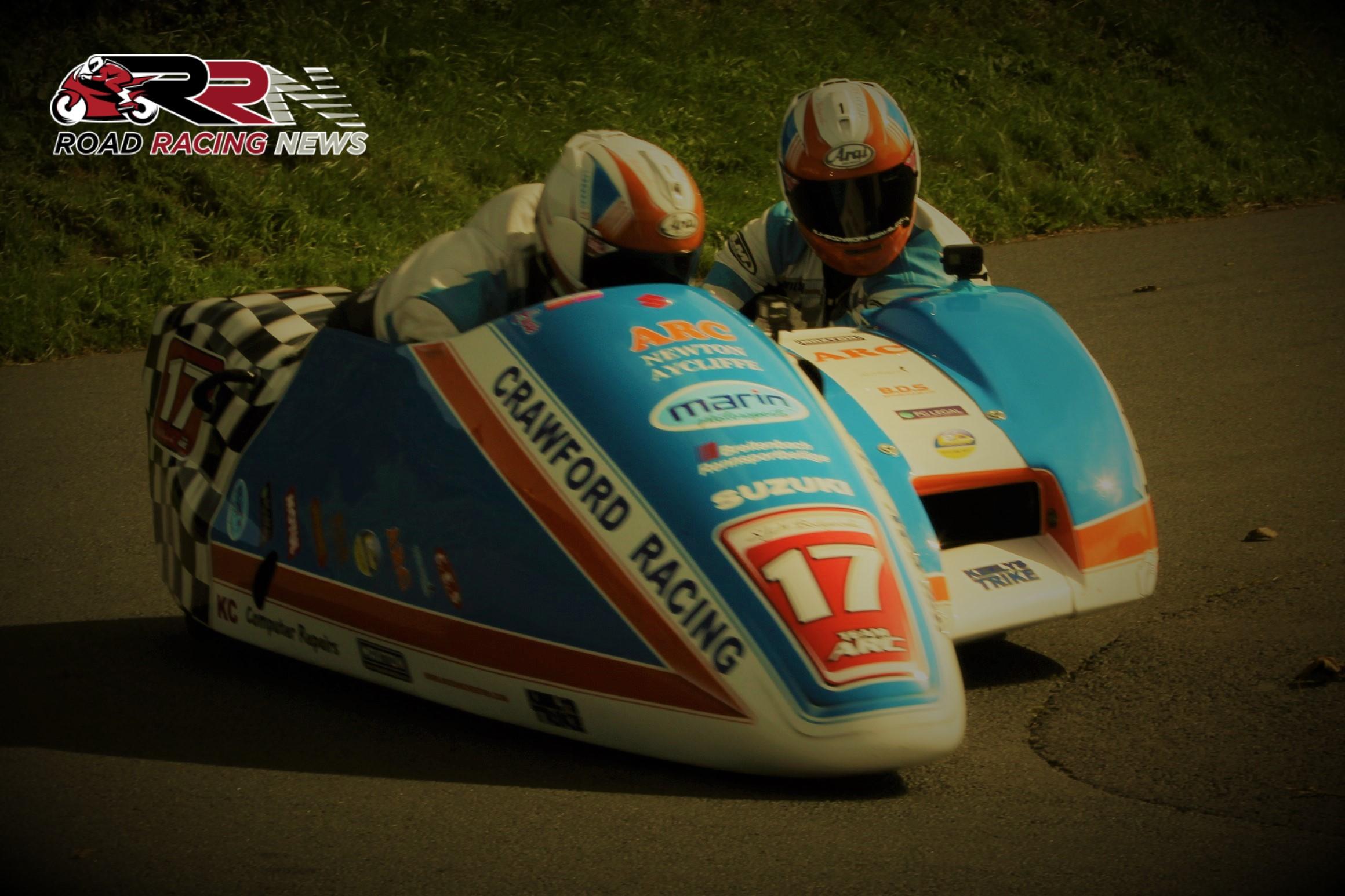 Road Racer's Adventures: British F2 Sidecar Championship, Brands Hatch Day 1