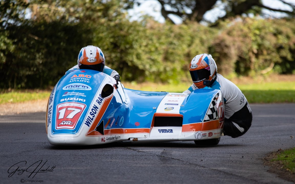 Road Racer's Adventures: British F2 Sidecar Championship, Brands Hatch Day 2