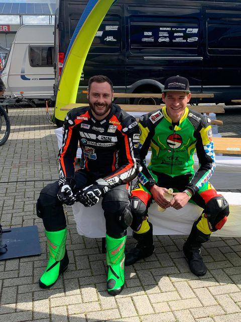 Road Racer's Adventures: IDM, Oschersleben