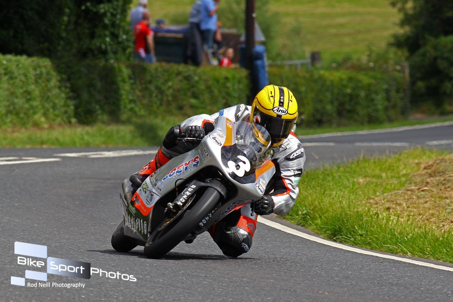 Joey's Bar MCC Team Confirm Armoy, Cookstown Entries