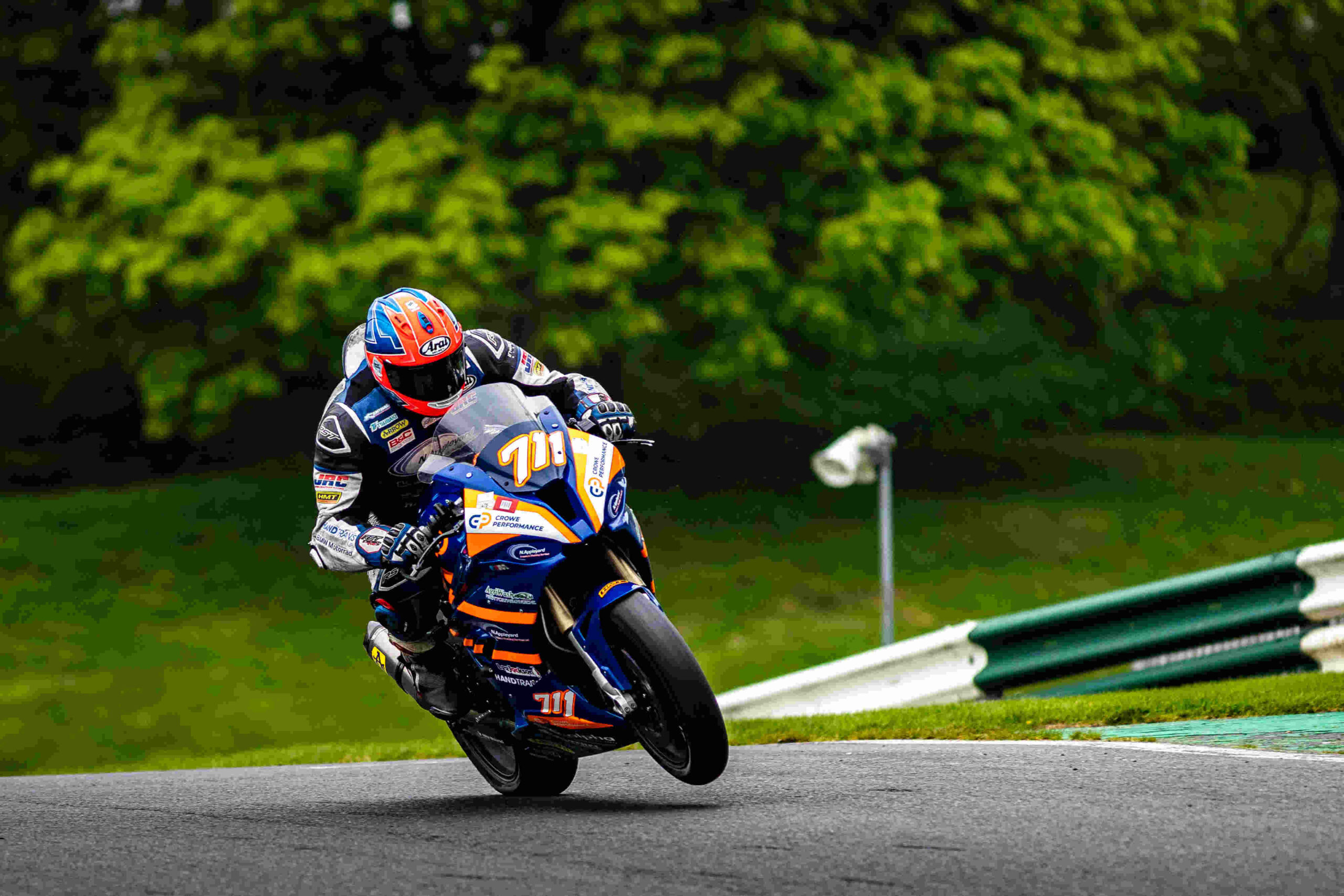 Road Racer's Adventures: Thundersport GB, Cadwell Park