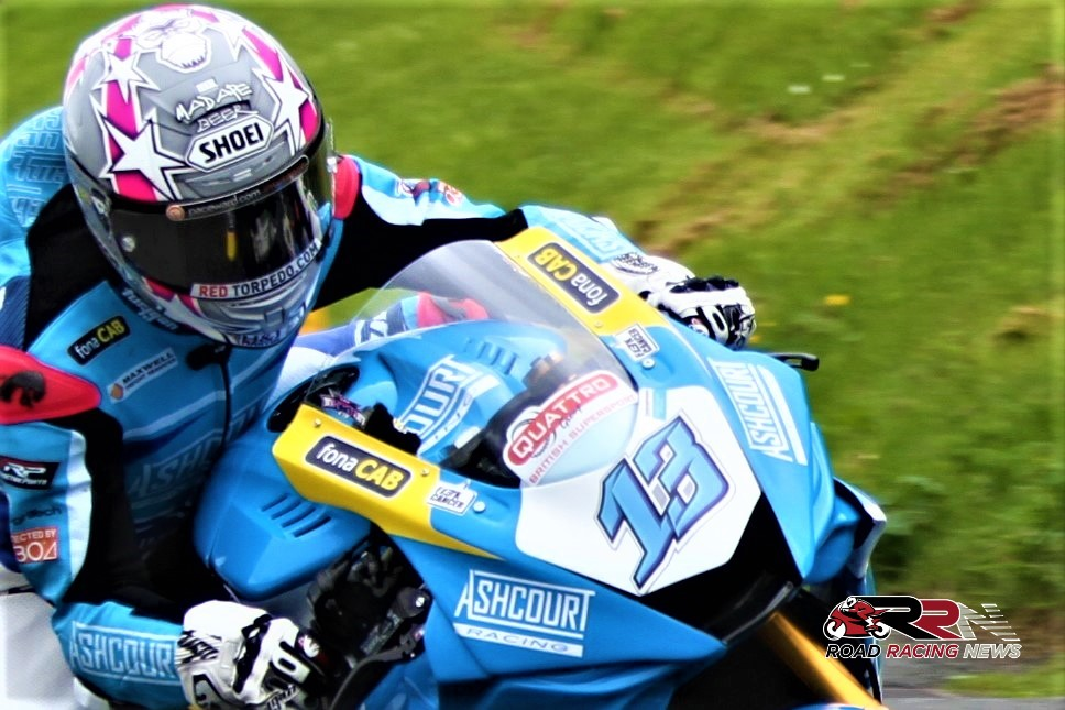 BSB Oulton Park: Johnston Fifth Fastest After Friday's 600 Action