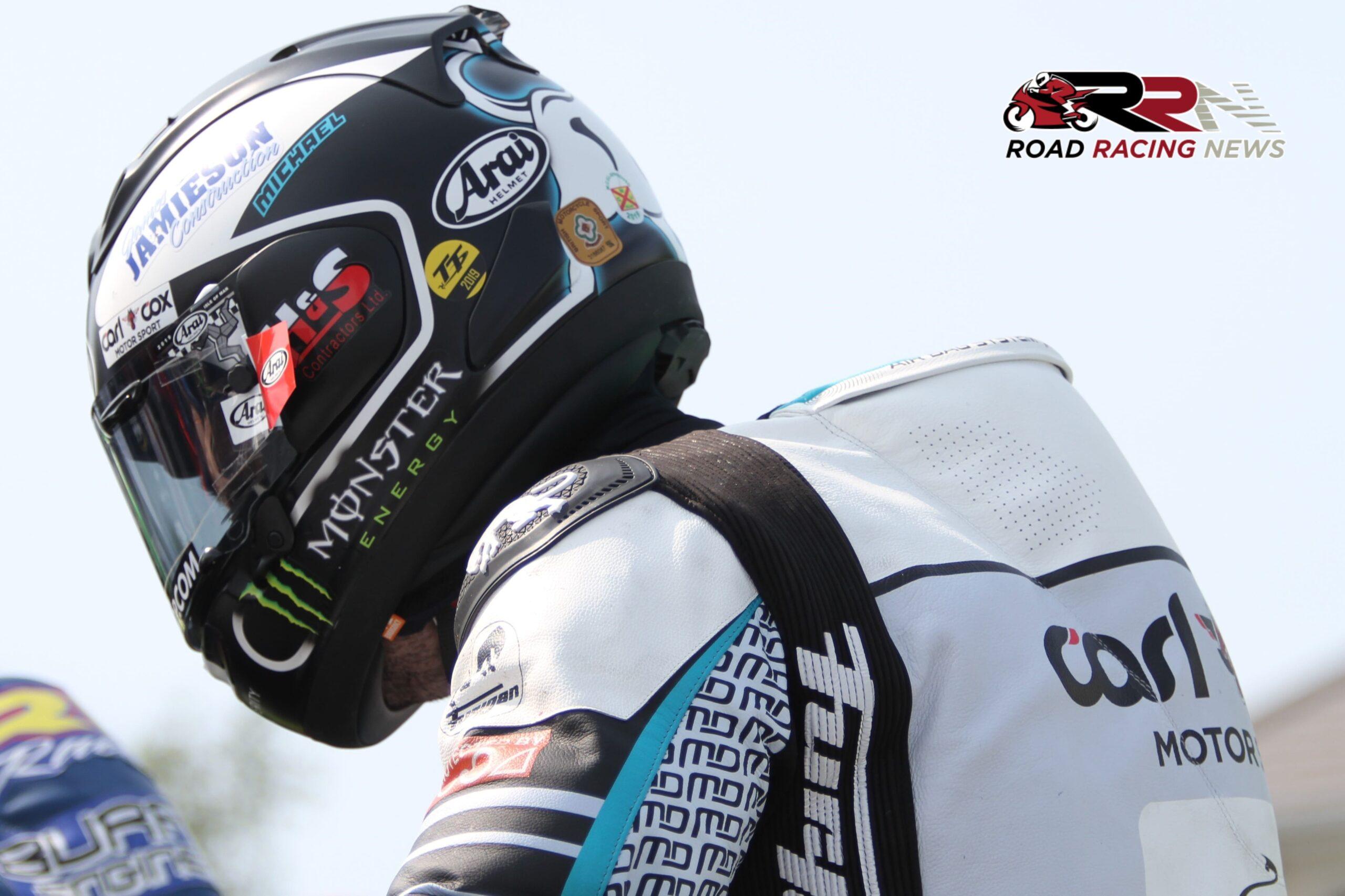 BSB Oulton Park: Positive Start For 19 Times TT Winner Dunlop