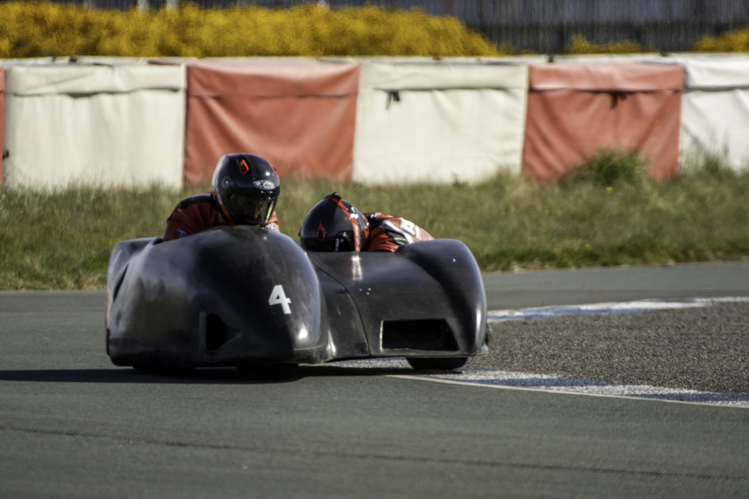 2021 Manx Race Action Kicks Off At Jurby
