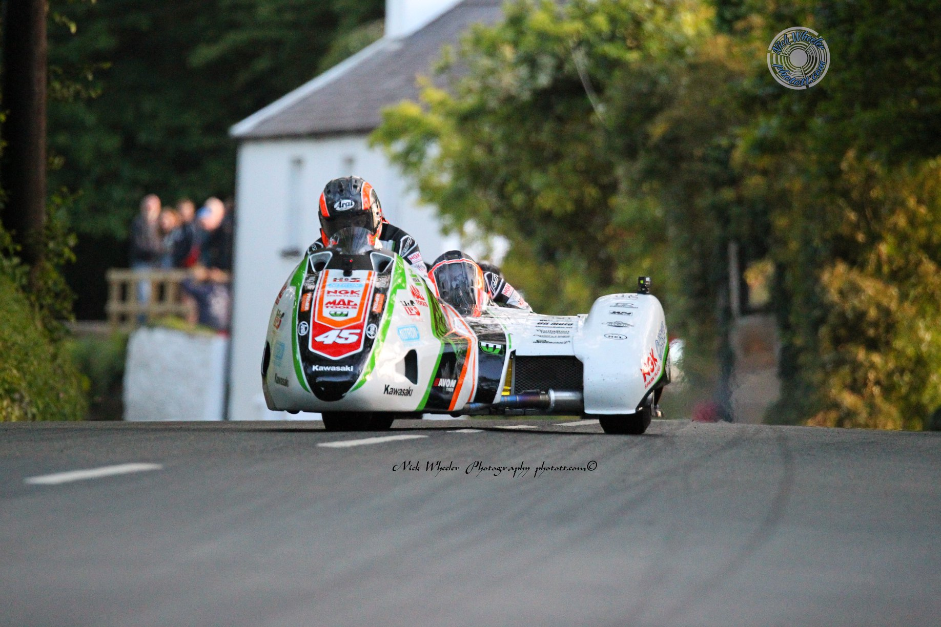 Costello MBE Looks Forward To Goodwood Mountain Course Racing Celebrations