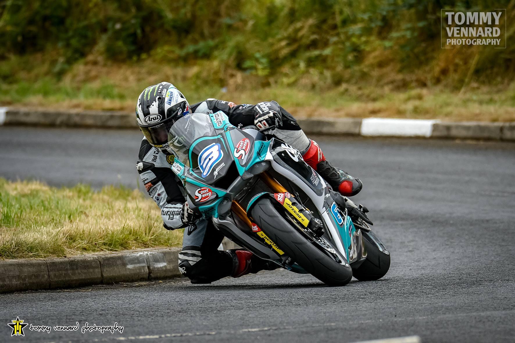 Dunlop Continues Impressive Supersport Form At Mondello Park