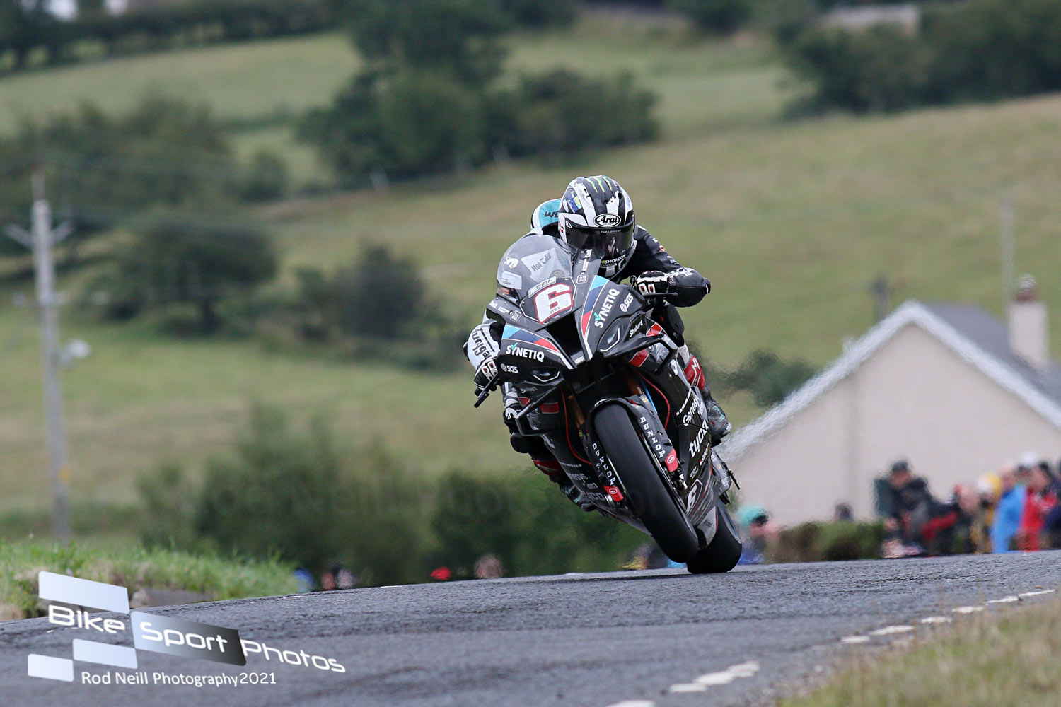Armoy: Record Breaking Dunlop Gives M1000RR BMW First Irish Road Race Win