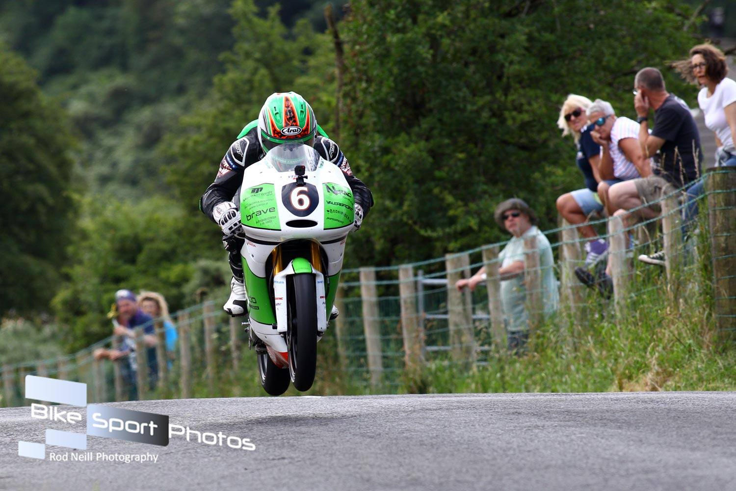 Armoy Latest: Stanley Stewart Support For 125/Moto 3/SS300 Race