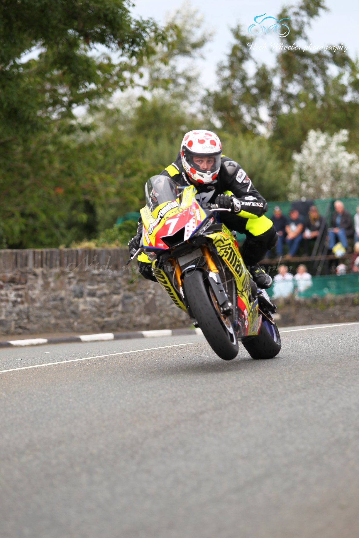 IRRC Chimay: Ultra Consistent Yves Bian Sweeps Up Second Supersport Race