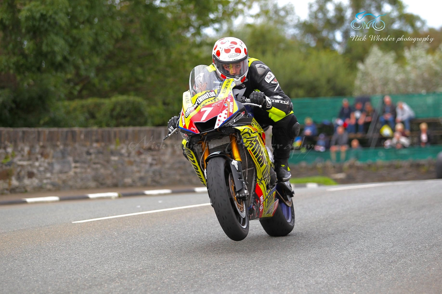 IRRC Chimay: Yves Bian Takes Victory In Twice Red Flagged Supersport Opener