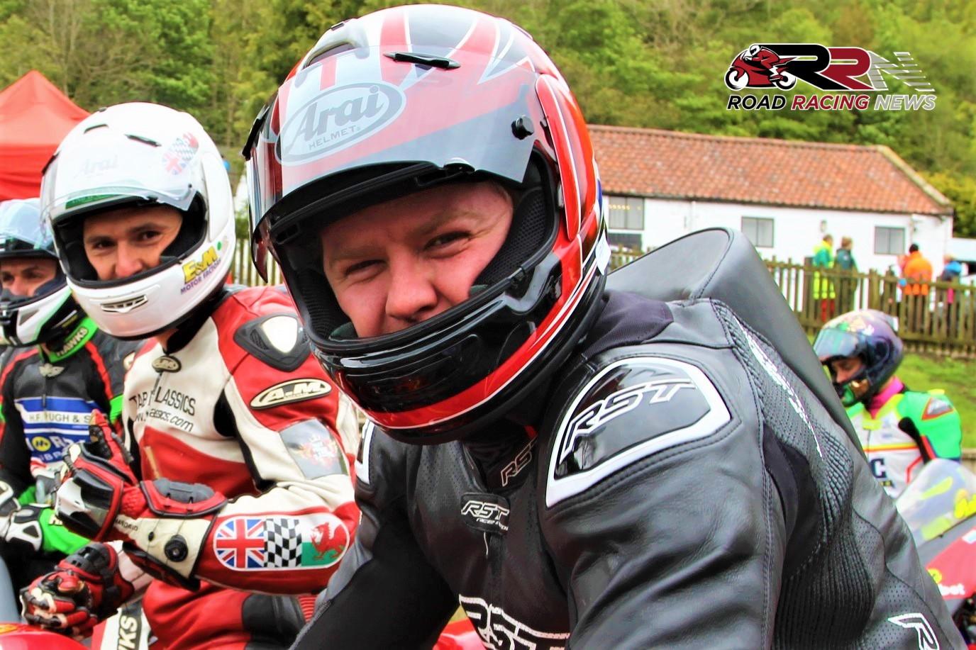 Road Racer's Adventures: CRMC, Cadwell Park